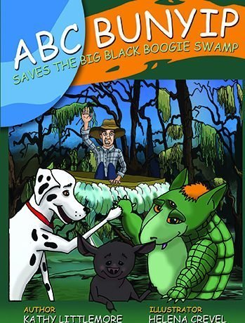 ABC Bunyip Saves the Big Black Boogie Swamp